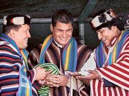 Quito Political Division | RM.