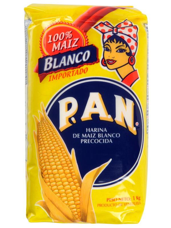 Harina De Maiz Pan