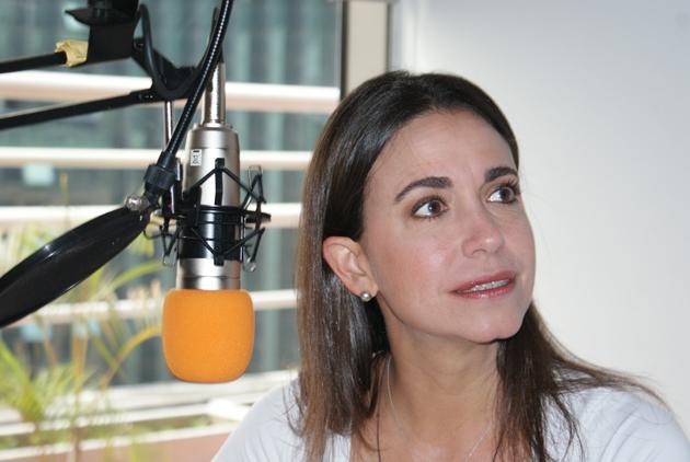 Diputada Maria Corina Machado