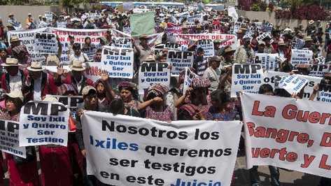 Ixiles-favor-Rios-Montt