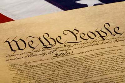 United States Constitution Preamble