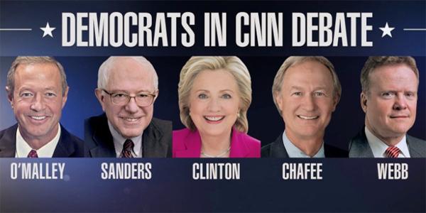 DemocratsCNNdebate